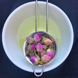 Rose Buds Tea , 2.8oz - 80g - Thumbnail