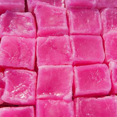 Rose Flavored Turkish Delight , 21.16oz - 600g