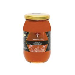 Şahbaz - Şahbaz Çaylı Organic Flower Honey , 1lb - 450g