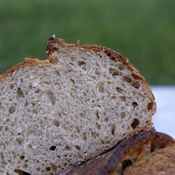 Sourdough Village Type Bread , 17oz - 482g - Thumbnail