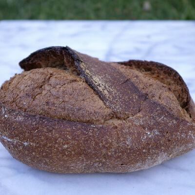 Sourdough Whole Wheat Bread , 16.5oz - 468g