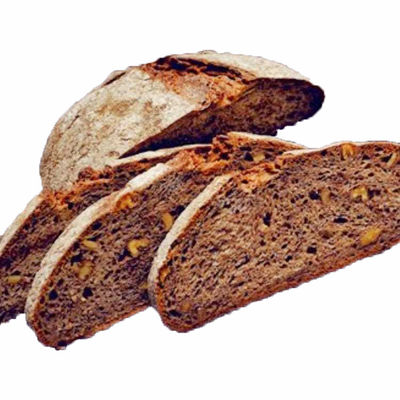 Whole Wheat Sourdough Bread With Walnut , 650g