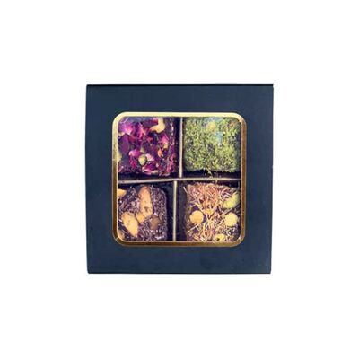 Special Box Ottoman Turkish Delight , 4 pieces