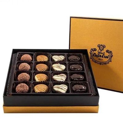Special Gold Box Chocolate , 16 Pieces , 9.2oz - 260g