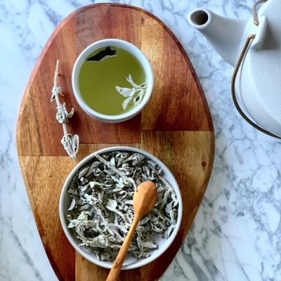Special Gourmeturca Dried Fruit Mix and Sage Tea