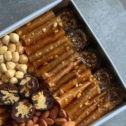 Gourmeturca - Special Gourmeturca Nuts & Pestil Mix , 34oz - 970g