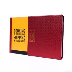 Special Gourmeturca Nuts and Pestil Mix , 34oz - 970g - Thumbnail
