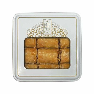 Special Handmade Walnut Baklava , 12 pieces - 1.1lb - 500g