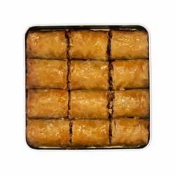 Special Handmade Walnut Baklava , 12 pieces - 1.1lb - 500g - Thumbnail