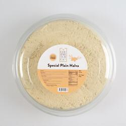 Special Plain Halva , 1.1lb - 500g - Thumbnail