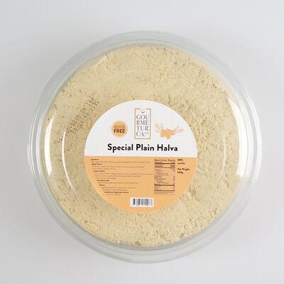 Special Plain Halva , 1.1lb - 500g