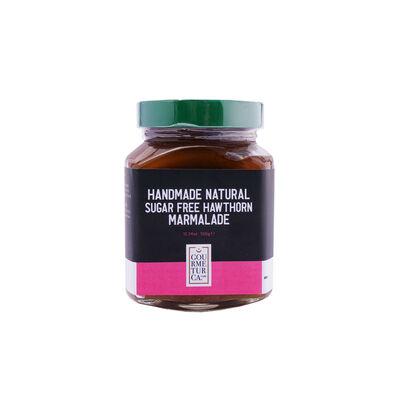 Handmade Natural Sugar-free Hawthorn Marmalade , 12oz - 350g