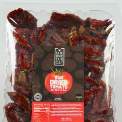 Sun Dried Tomato in Oil , 8.8oz - 250g - Thumbnail