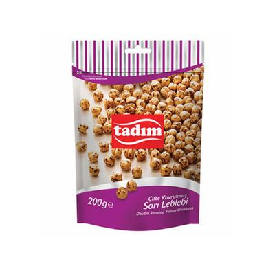 Double Roasted Yellow Chickpeas , 7oz - 200g