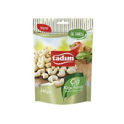 Tadım - Raw Cashew Nuts , 4.9oz - 140g