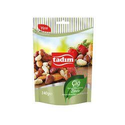 Tadım - Raw Mixed Nuts , 4.9oz - 140g