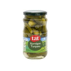 Tat - Cucumbers Pickle , 13oz - 370g