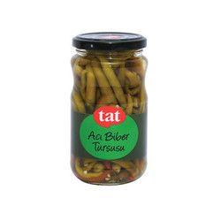 Tat - Hot Pepper Pickle , 11.5oz - 330g