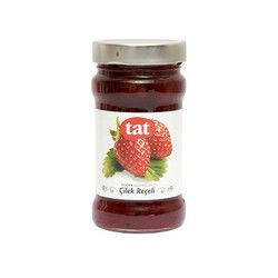 Tat - Traditional Strawberry Jam , 13.4oz - 380g