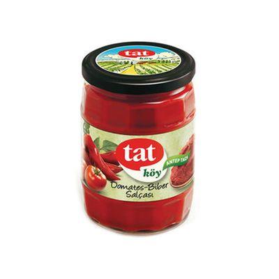 Village Antep Type Tomato- Pepper Paste , 20oz - 560g