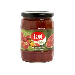 Tat - Village Tomato Pepper Hot Paste , 20oz - 560g