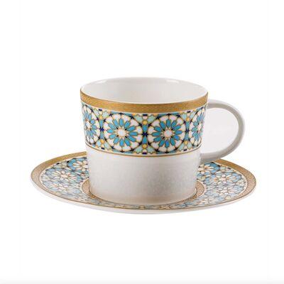 Tile Porcelain Teacup