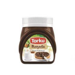 Torku - Banada Chocolate Hazelnut Spread , 24.7oz - 700g