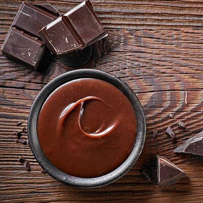 Dark Chocolate Hazelnut Spread , 13oz - 370g