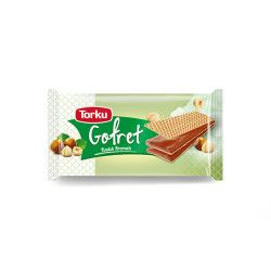 Torku - Hazelnut Wafer Box , 24 pieces