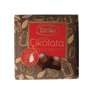 Torku Milk Square Chocolate , 70g 2 pack