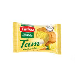 Torku - Tam Lemon Cake Box , 24 pieces