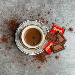 Traditional Turkish Coffee and Napolitan Milky Chocolate - Thumbnail