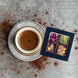 Traditional Turkish Coffee and Ottoman Turkish Delight - Thumbnail