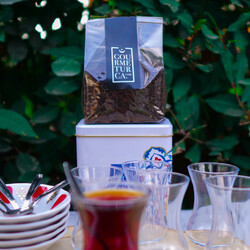 Traditional Turkish Tea Set - Thumbnail