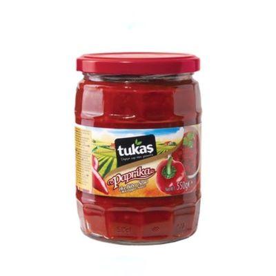 Paprika Hot Pepper Sauce , 19.4oz - 550g