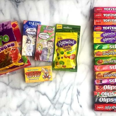 Turkish Candy Box, 24 Pieces