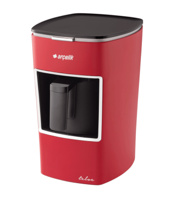 Turkish Coffee Maker Red Mini Telve