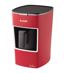 Arçelik - Turkish Coffee Maker Red Mini Telve