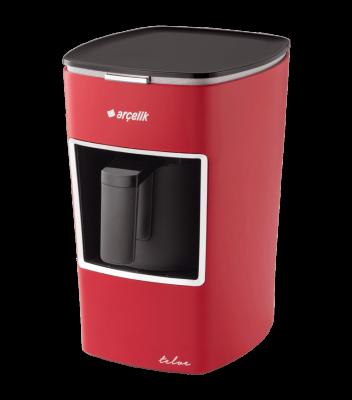 Turkish Coffee Maker Red Mini Telve