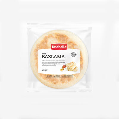 Turkish Flatbread Bazlama, 7.05oz - 200g