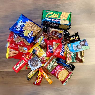 Turkish Snack Box , 24 pieces