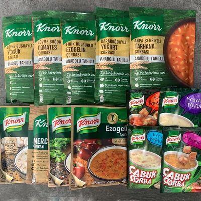 Turkish Soup Box , 13 Pieces