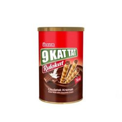 Ülker - 9 Kat Rulokat with Chocolate Cream , 6 pieces