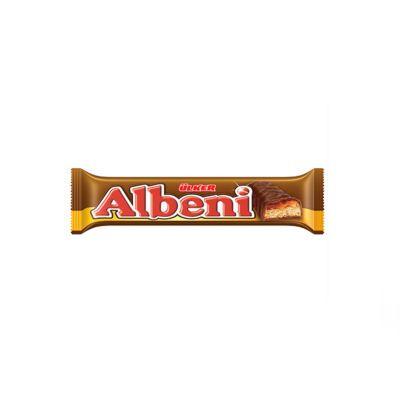 Albeni Chocolate with Caramel , 6 pack