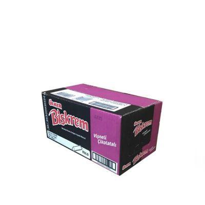 Biskrem with Cherry Roll , 3 pack