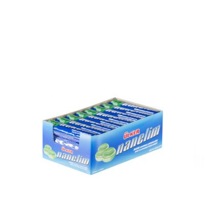 Bonbon Candy With Mint Flavor , 4 pack
