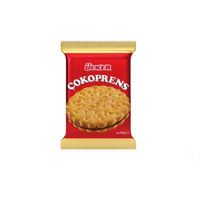 Cokoprens Biscuit with Chocolate , 6 pack