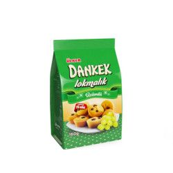 Ülker - Dankek Lokmalik Cake with Grapes , 8 pieces