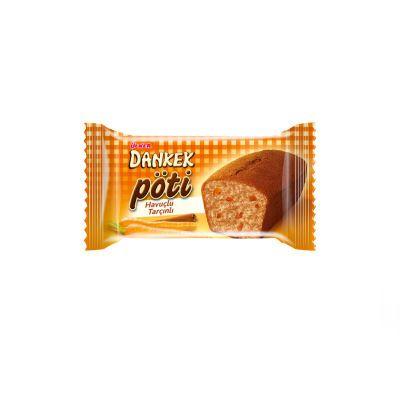 Dankek Poti Carrot and Cinnamon Cake , 6 pack