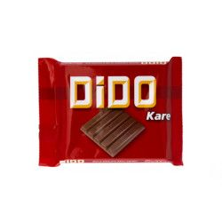 Ülker - Dido Milky Chocolate Square Wafer , 12 pieces